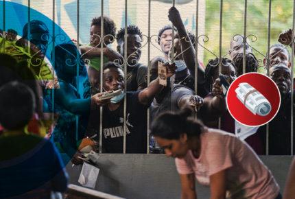 La Tres   Haití, escombros y desgobierno