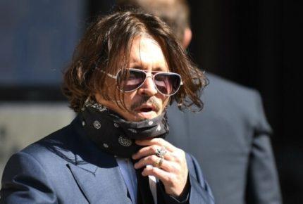 Asaltan mansión de Johnny Depp en Hollywood