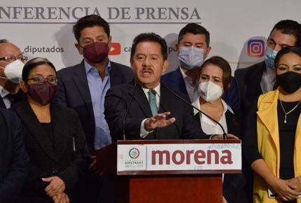 Reforma eléctrica se aprobará sin presiones ni 'moches': Mier