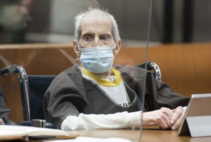 Por homicidio, dan cadena perpetua a magnate Robert Durst