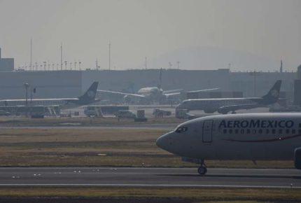 AICM: falla en comunicaciones ha provocado retrasos en 22 vuelos