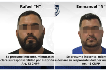 Procesan a presuntos asesinos de secretario de Seguridad de Cuernavaca
