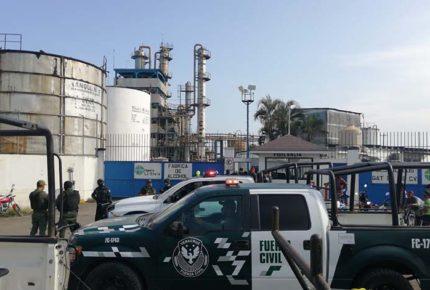 Se registra explosión en Ingenio 'La Gloria', en Veracruz