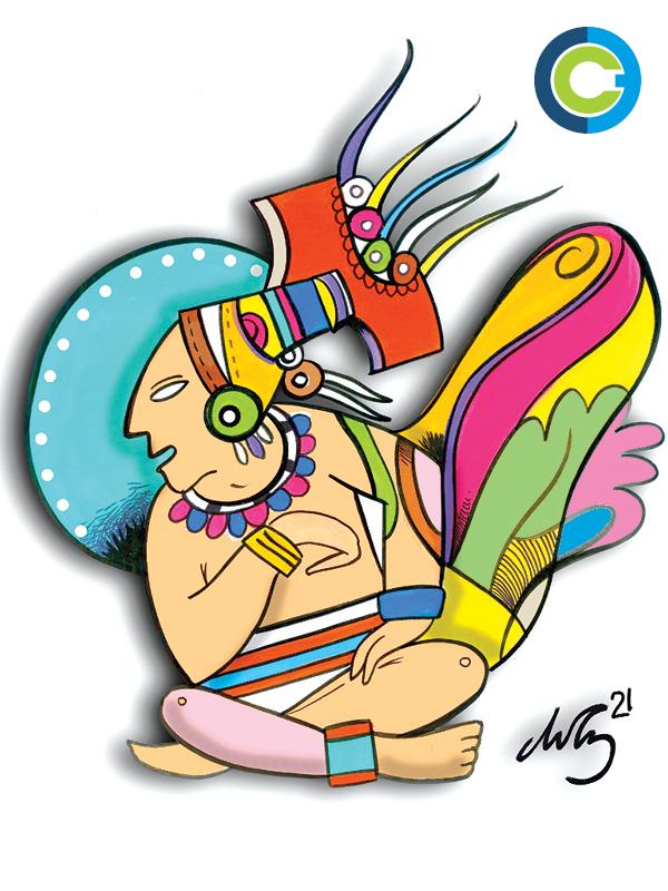 diplomático maya