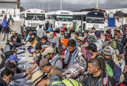 Solicita CNDH medidas cautelares para migrantes deportados de EU