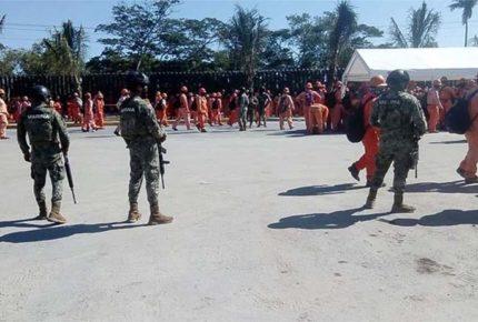 Son tres los detenidos por enfrentamientos en Dos Bocas: Nahle
