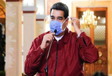 Venezuela dicta confinamiento parcial por Covid-19