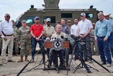 Texas va a responder, dice Abbott ante llegada de migrantes