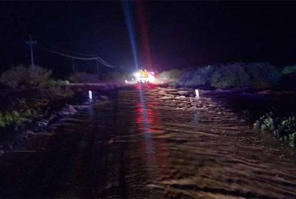 Tres hermanos mueren en Sonora tras ser arrastrados por arroyo