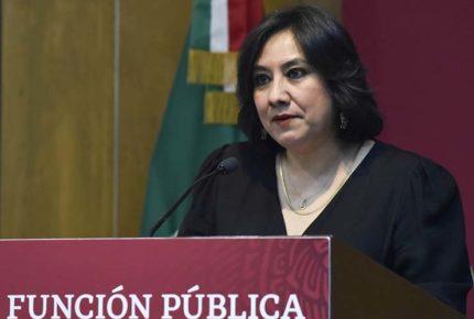 Volverá Irma Eréndira Sandoval a la UNAM tras dejar la SFP