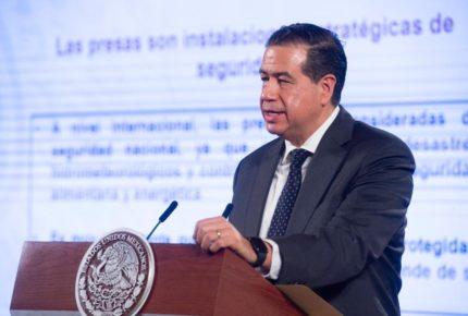 "Por ""incongruencia política"" Corral incumple tratado: Ricardo Mejía"