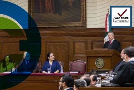 Constitucional, consulta para enjuiciar expresidentes