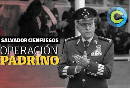 Fabricación y distribución internacional de drogas, los cargos contra Cienfuegos