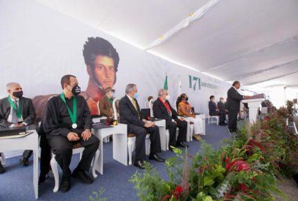 En Guerrero, gobernador Astudillo convoca a la unidad nacional