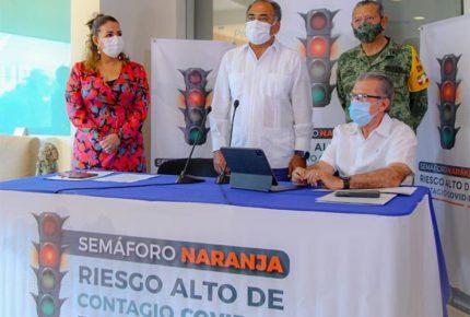 Preparan medidas sanitarias más estrictas en Guerrero
