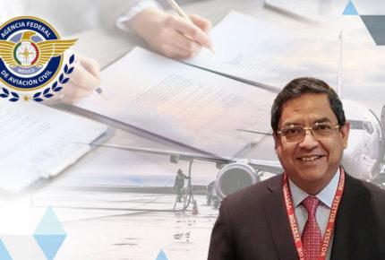 Renuncia el titular de la Agencia Federal de Aviación Civil