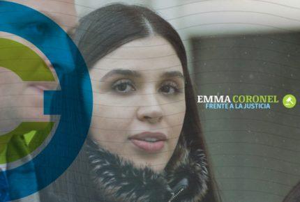 """Emma Coronel, esposa de """"El Chapo"""" se declara culpable en EU"""