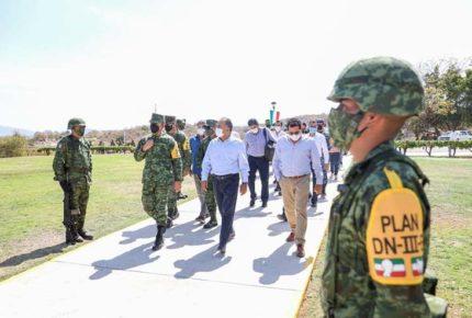 Guerrero, preparado para visita de López Obrador y Alberto Fernández