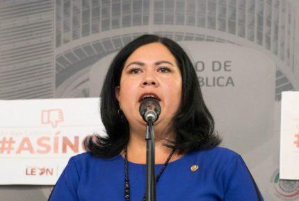 Alejandra León acusa 'dedazo' en elección de candidatos en BC