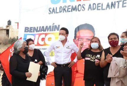 """Aventaja """"Va por México"""" preferencia electoral en Pachuca"""