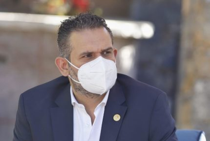 Acusan a Jorge Argüelles de falsear residencia en Cuernavaca