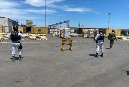 Marina asegura más de 700 kg de drogas en Michoacán y Sonora