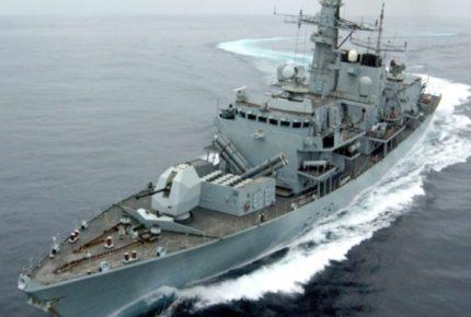Reino Unido alista a la Marina Real para intimidar barcos pesqueros de la UE