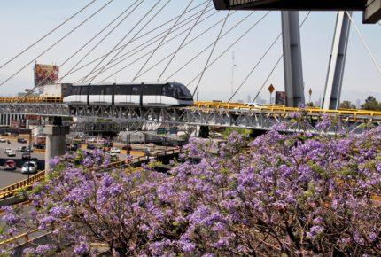 AICM suspenderá servicio del aerotrén por mantenimiento
