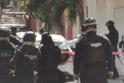 Abandonan cuerpos sin vida en casa de alcalde electo de Iguala