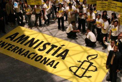 AMLO, con más militares que otros gobiernos: Amnistía Internacional