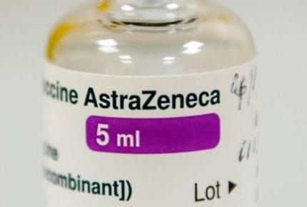 Países Bajos suspende uso de la vacuna de AstraZeneca