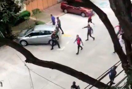 Chocan aficionados tras juego entre Atlante y Celaya