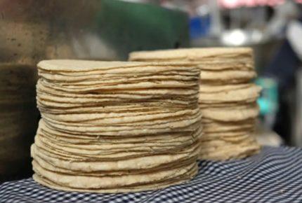Precio de la tortilla alcanza los 27 pesos y seguirá subiendo