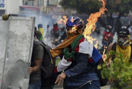 Desapariciones y muertos tras protestas en Colombia