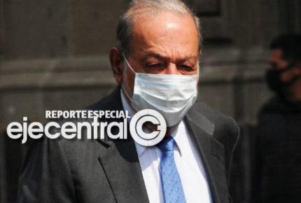 En manos de Carlos Slim, la reparación de la L12