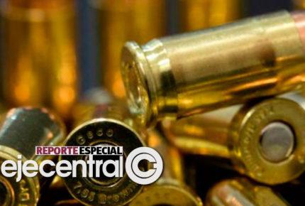 CJNG, detrás del robo de 7 millones de municiones