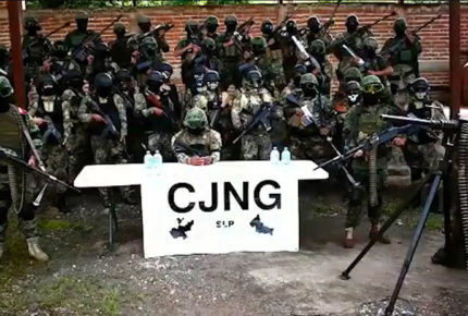 CJNG, organización criminal que más rápido se expande en EU