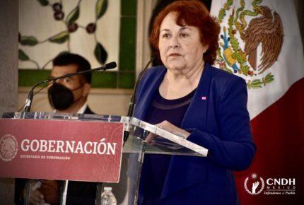Rosa María Álvarez gana el Premio Nacional de DD.HH. 2020