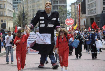 Colombia vuelve a las calles