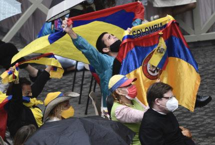Colombia suma 19 días en protesta