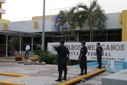 Buscan detención de proveedor de heparina a hospital de Tabasco