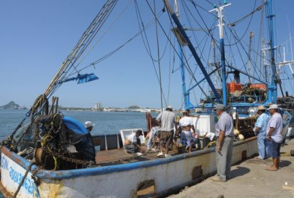 México pide a EU quitar el embargo a la pesca de camarón
