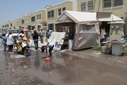 Alertan por inundaciones en Querétaro