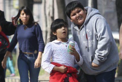 Niñas mexicanas, más afectadas por la obesidad en el mundo