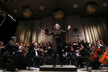 "Alondra de la Parra reúne a ""La Orquesta Imposible"""