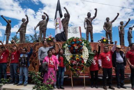 A cinco años de Nochixtlán, CNDH lamenta deuda con las víctimas