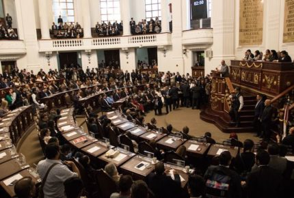 TEPJF deja a Morena sin coordinador en el Congreso de la CDMX