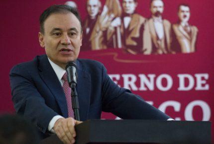Alfonso Durazo formaliza su renuncia