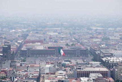 Prevalece contingencia ambiental en el Valle de México
