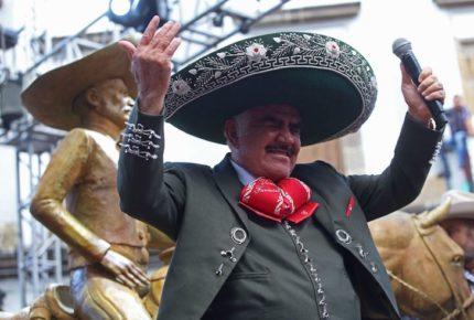 ¡Es oficial! Dan de alta a Vicente Fernández